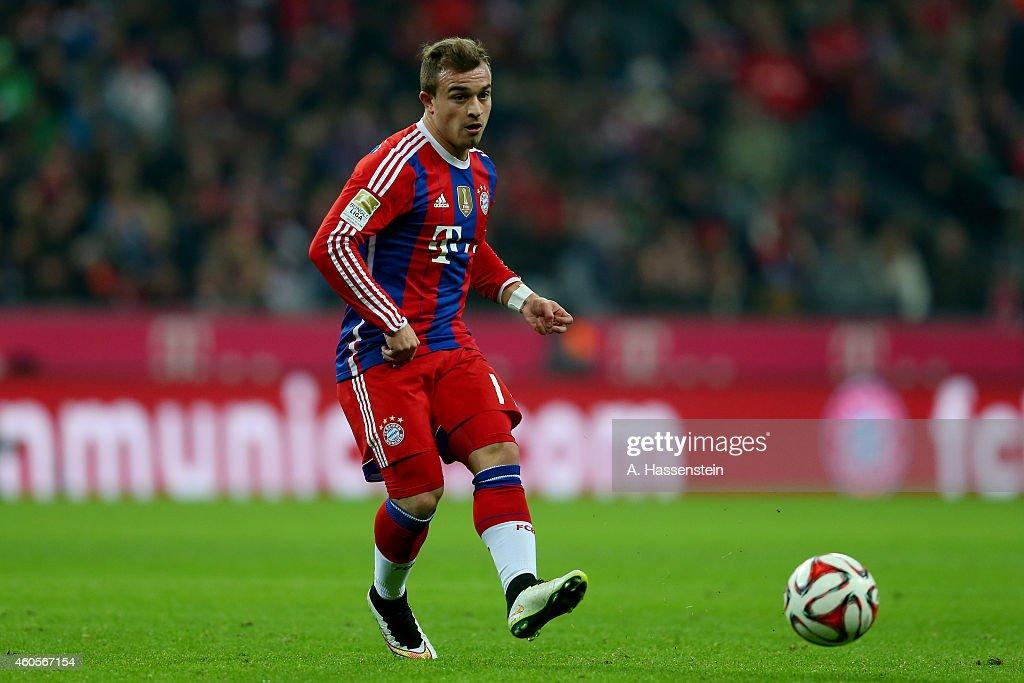 FC Bayern Muenchen v SC Freiburg - Bundesliga : News Photo