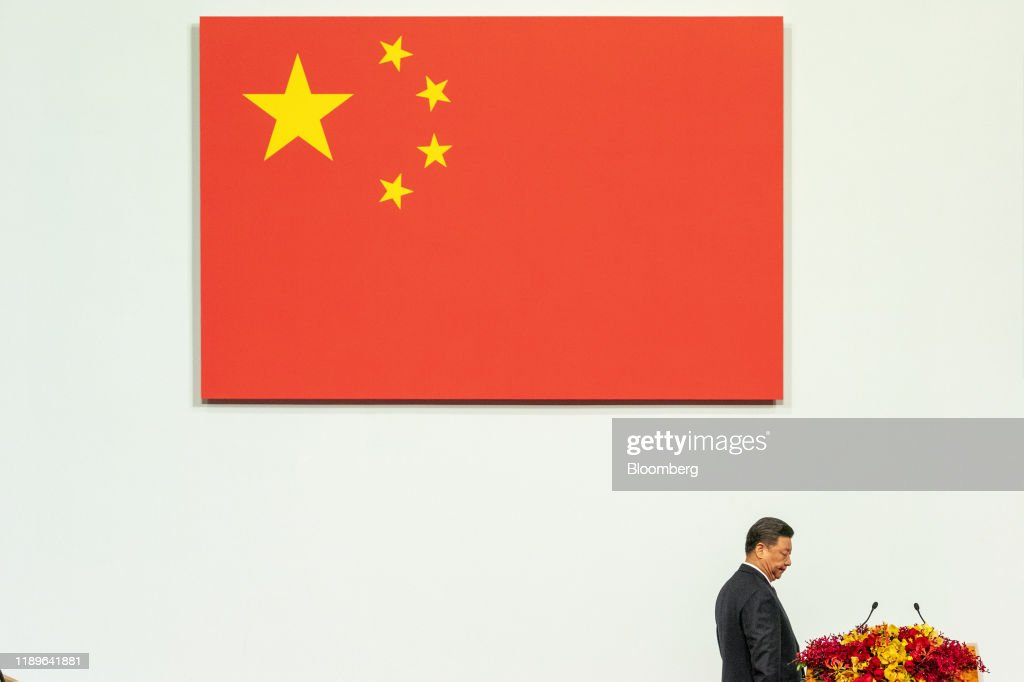 Chinese President Xi Jinping Attends Celebration of the 20th Anniversary of the Establishment of the Macao SAR : ニュース写真