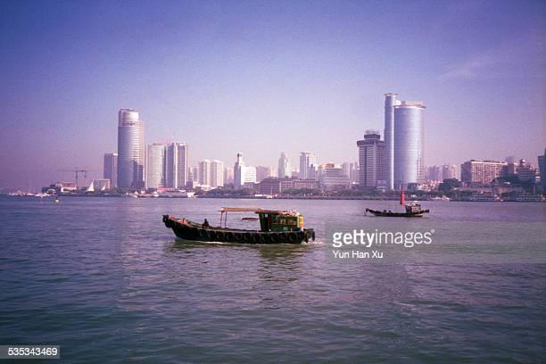 Xiamen City Waterfront