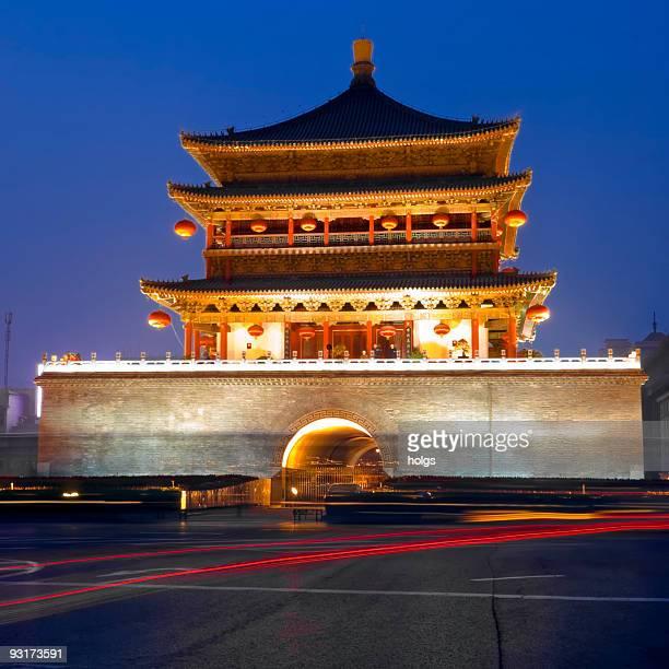 Xian at Night