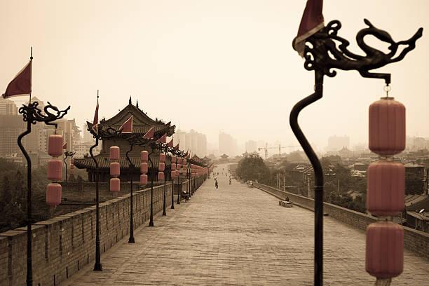 Xi'An City Wall, China Wall Art
