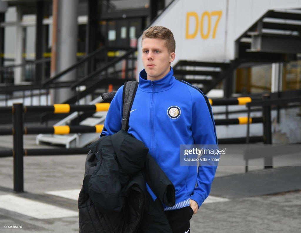 FC Internazionale U19 Travel To Manchester