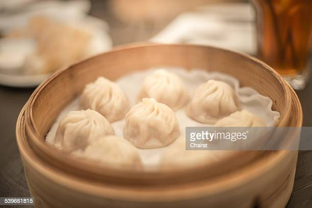 Xiaolongbao Steamed Bun