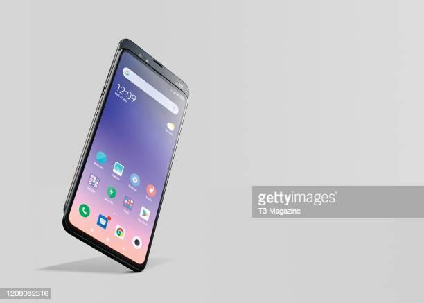 Xiaomi Mi Mix 3 5G smartphone, taken on July 22, 2019.
