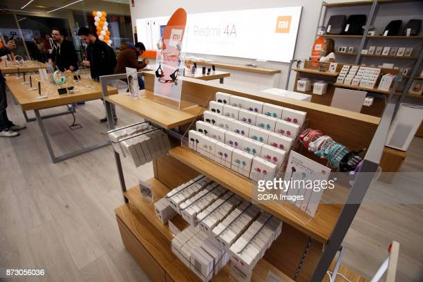 XANADú ARROYOMOLINOS MADRID SPAIN Xiaomi products seen at the first Xiaomi store in Spain The company Xiaomi inaugurates its first store in Spain...