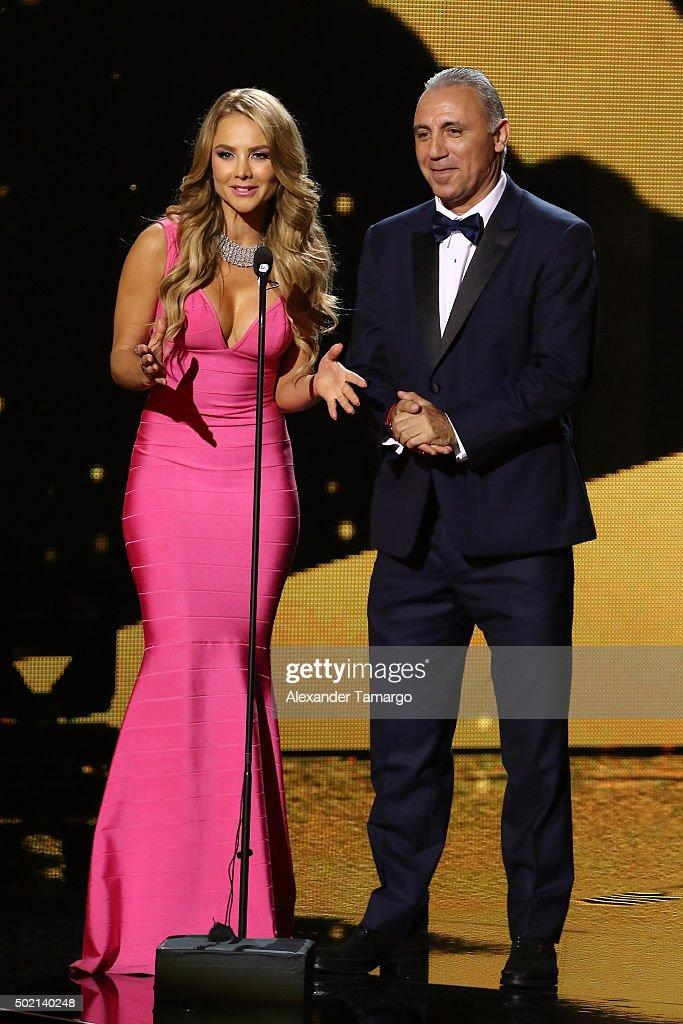 Premios Univision Deportes 2015 - Show