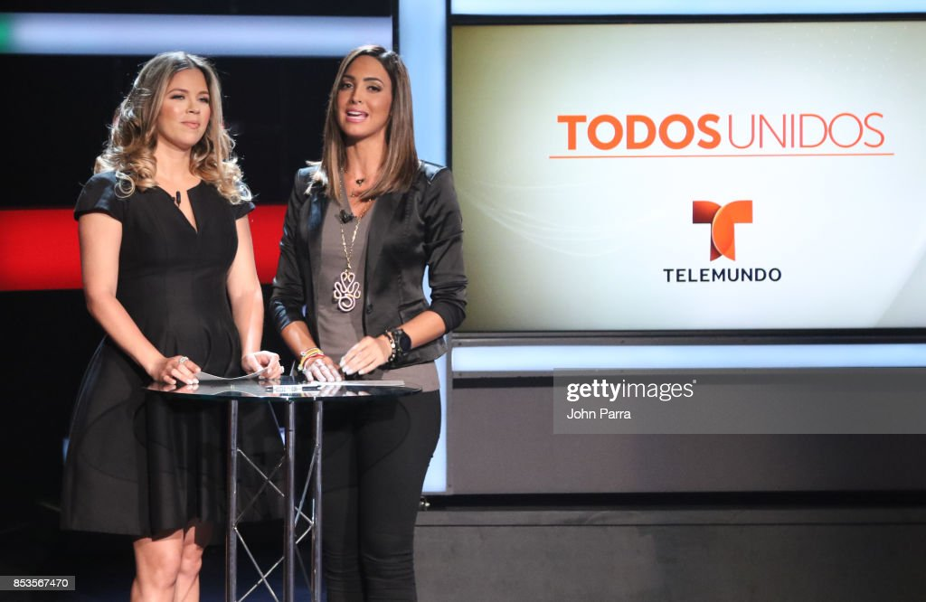 "Telemundo Presents ""Todos Unidos"" : News Photo"
