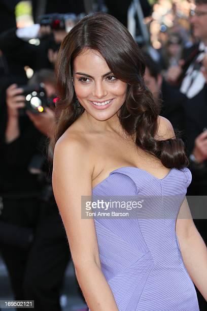 Ximena Navarrete attends the Premiere of 'La Venus A La Fourrure' at The 66th Annual Cannes Film Festival on May 25 2013 in Cannes France