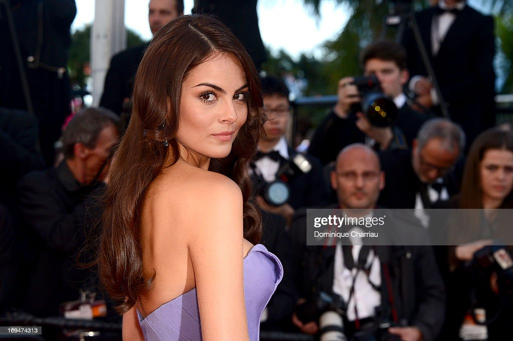 Ximena Navarrete attends the Premiere of 'La Venus A La Fourrure' during the 66th Annual Cannes Film Festival at the Palais des Festivals on May 25, 2013 in Cannes, France.