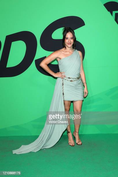 Ximena Sariñana attends the 2020 Spotify Awards at the Auditorio Nacional on March 05 2020 in Mexico City Mexico
