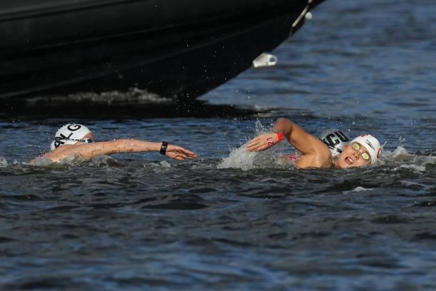 JPN: Swimming - Tokyo 2020 Olympics - Day 12