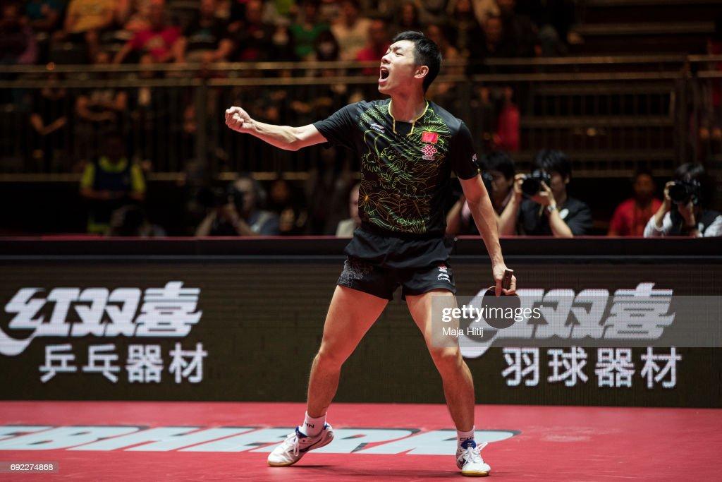 Table Tennis World Championship - Day 7