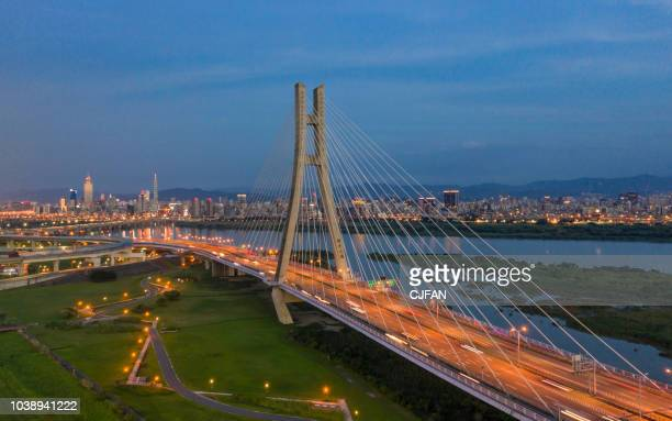 XinBei Bridge from the sky