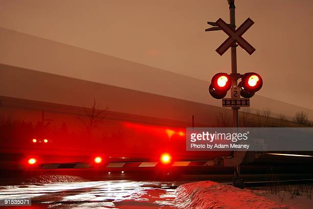 x-ing  crossing sign  - railroad crossing stock pictures, royalty-free photos & images