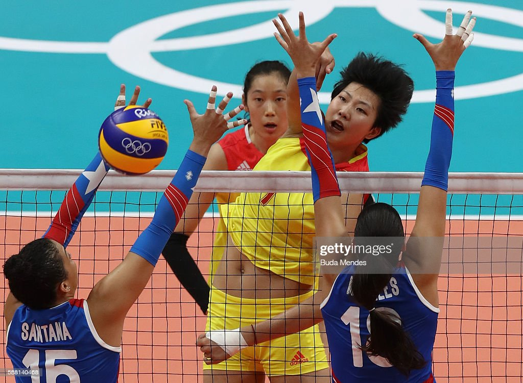 Volleyball - Olympics: Day 5