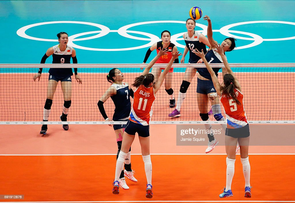 Volleyball - Olympics: Day 13 : News Photo