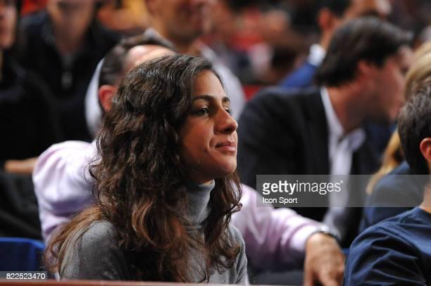 Xisca PERELLO BNP Paribas Masters 1000 Paris Bercy