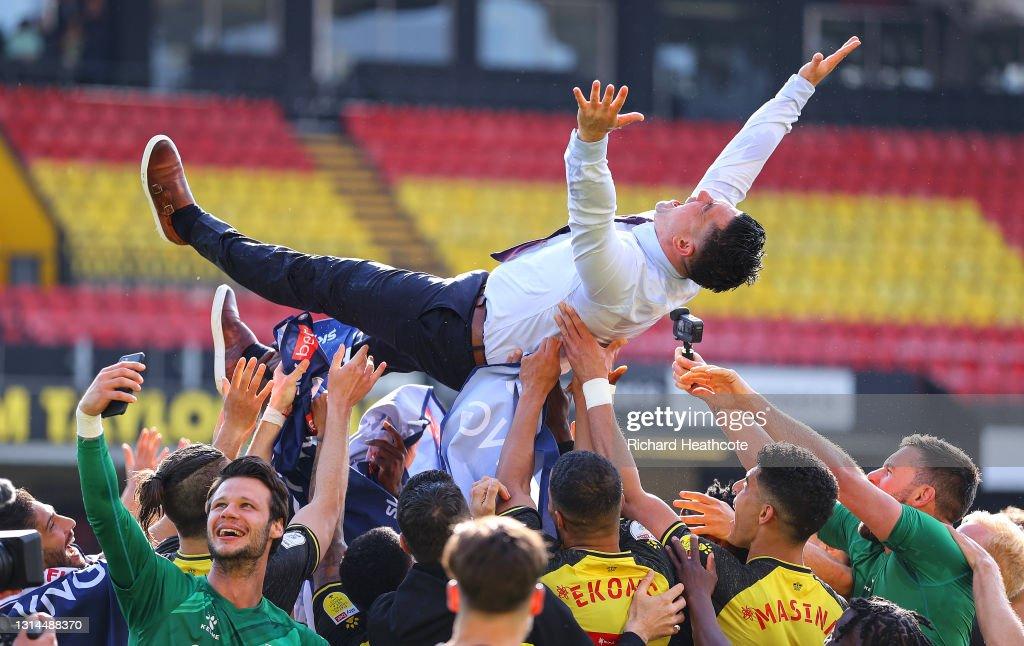 Watford v Millwall - Sky Bet Championship : News Photo