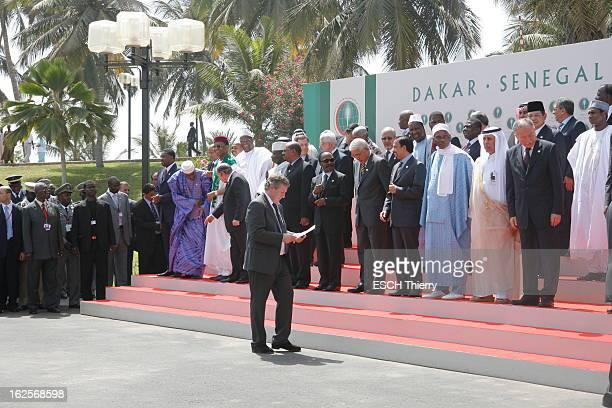 Xith Summit Of The Organization Of The Islamic Conference In Dakar XIe sommet de l'Organisation de la conférence islamique à Dakar du 13 au 14 mars...