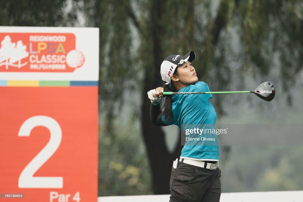 2013 Reignwood LPGA Classic - Day 3 : Photo d'actualité