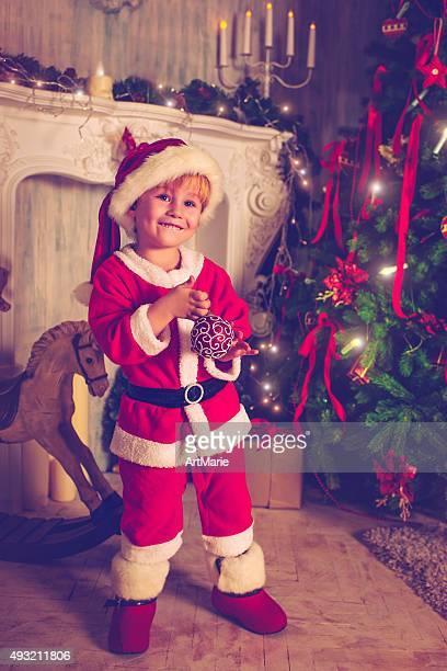 Weihnachten Jungen
