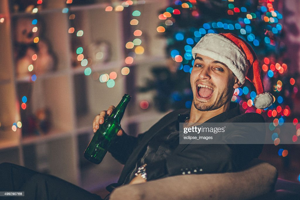 Xmas party : Stock Photo