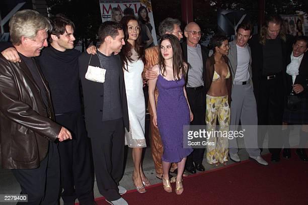 Men' Premiere on July 12, 2000 in Nyc