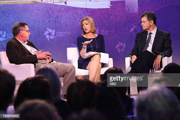 x`NBC NEWS EDUCATION NATION 2013 Education Nation Summit Pictured David L Kirp James D Marver Professor of Public Policy at UC Berkeley Chris Jansing...