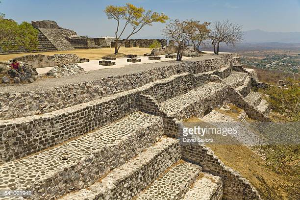 Xochicalco pre-Columbian archeological site