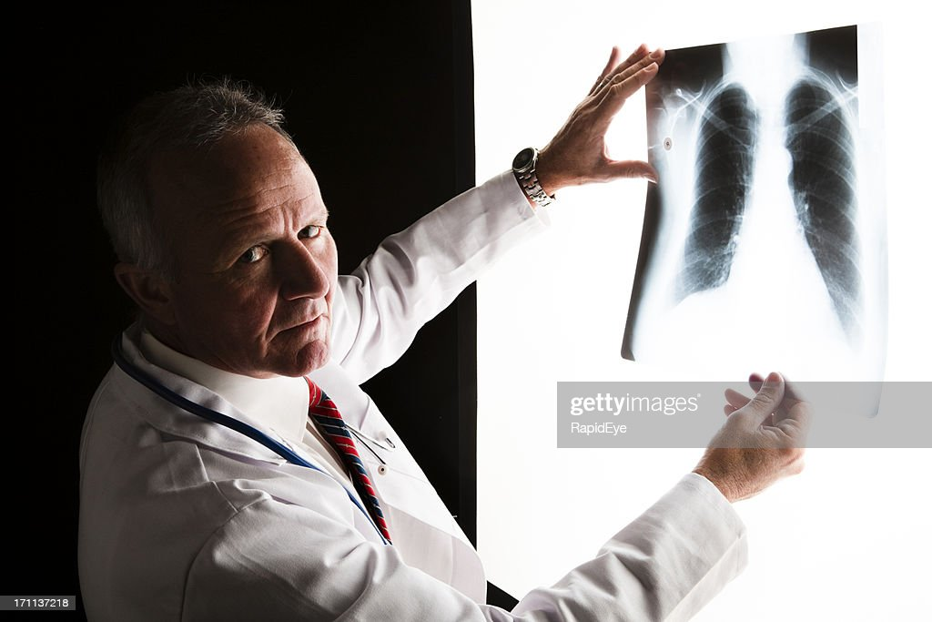 X-ray doctor : Stock Photo