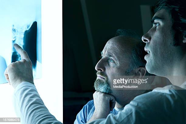 xray - osteopath stock photos and pictures