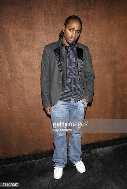 Xtreme group member Danny D attends Julio Voltio's Claro De Luna Video Shoot January 24 2007 in New York City