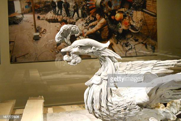 Xu Bing Pictures and Photos - Getty Images