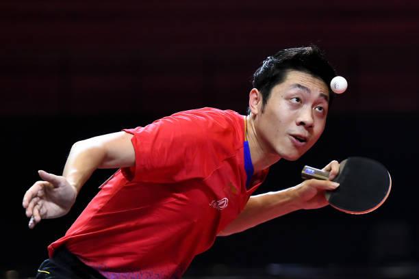IDN: ITTF-Asian Table Tennis Championships - Day 4