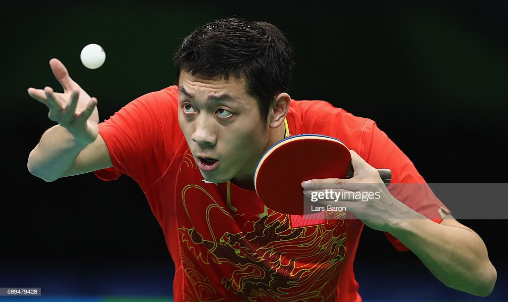 Table Tennis - Olympics: Day 9