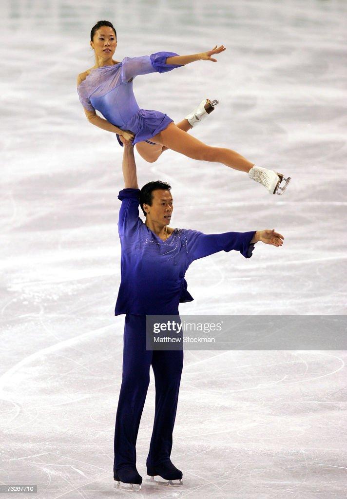 2007 ISU Four Continents Figure Skating Championships : News Photo