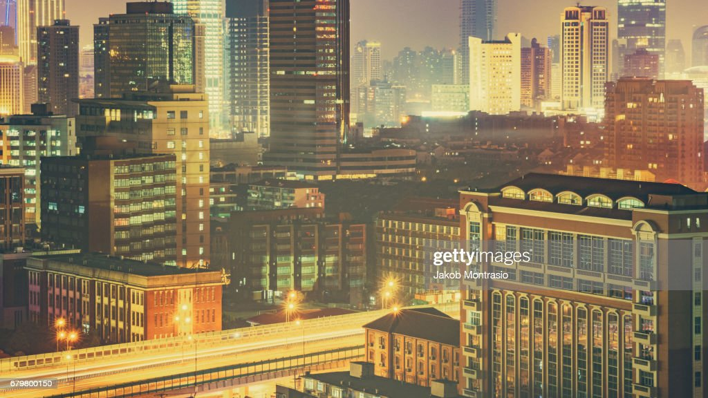 Xuhui, Shanghai : Stock Photo