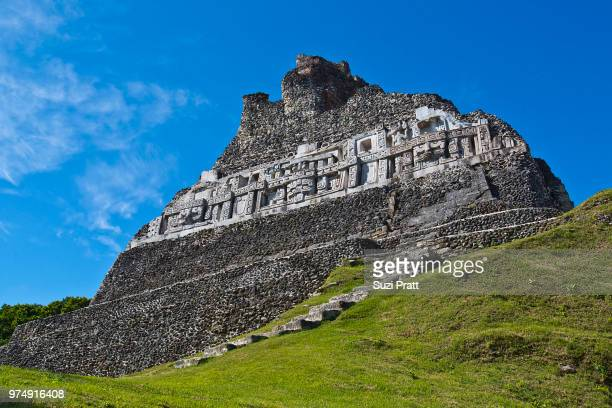 Xunantunich Ancient Mayan archaeological site, Belize
