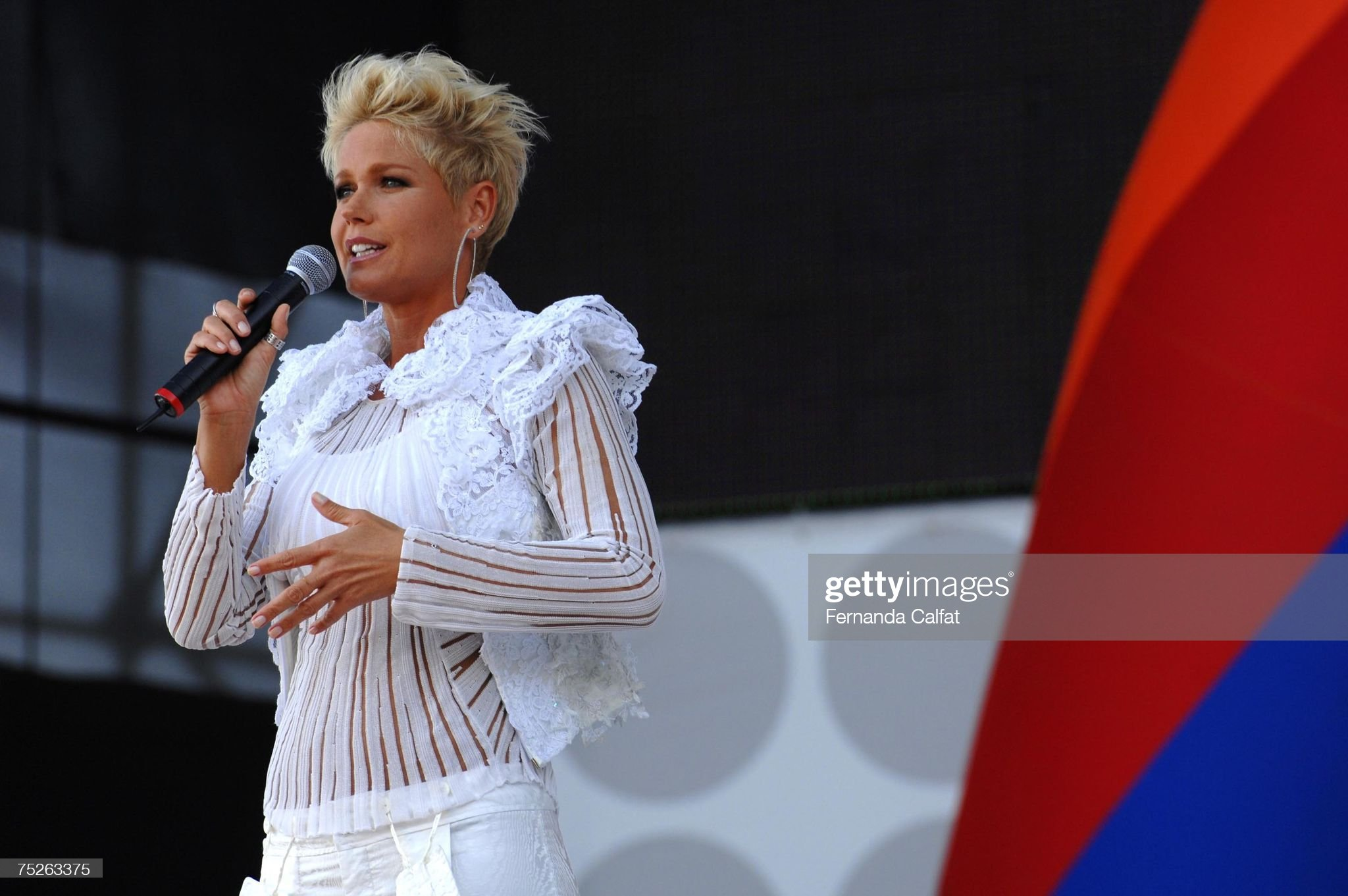 Where is Xuxa today?