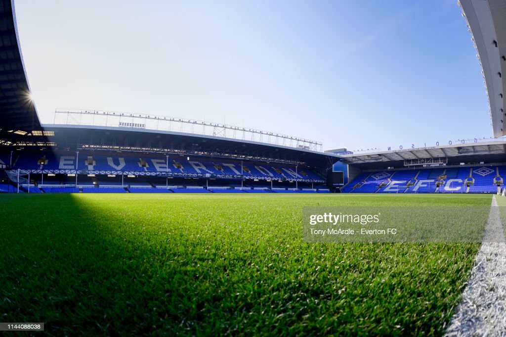 GBR: Everton FC v Manchester United - Premier League
