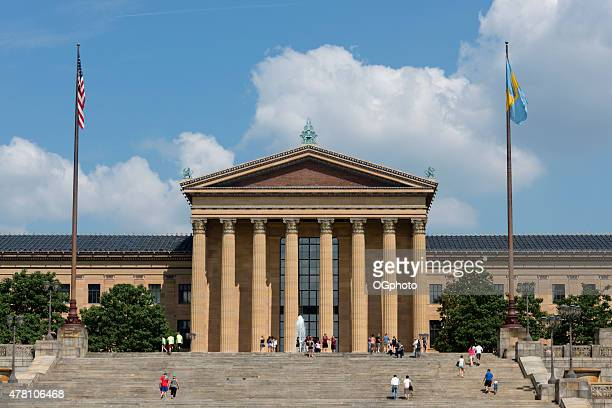 xxxl:philadelphia museum of art - ogphoto stock photos and pictures
