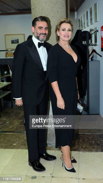 xxxx attends 98th annual ABC International Journalism Awards at Casa de ABC on December 03 2019 in Madrid Spain