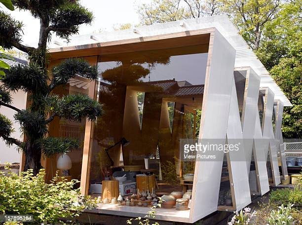 Xxxx House Shizuoka Japan Architect Mount Fuji Architects Xxxx House Studio For A Potter