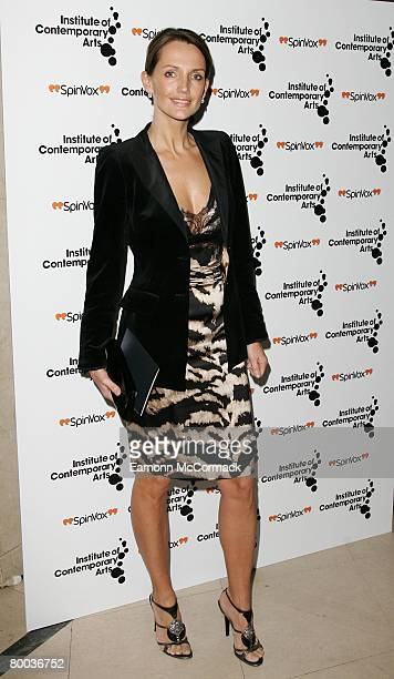 Xxxxxxxxx attends the 'Figures of Speech' fundraising Gala at the Royal Horticultural Halls on February 27, 2008 in London, England.