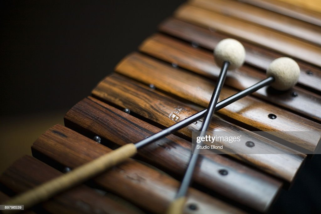 A xylophone : Stock Photo