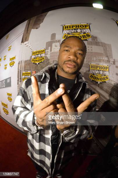 Xzibit during 2006 VH1 Hip Hop Honors - Red Carpet at Hammerstein Ballroom in New York City, New York, United States.