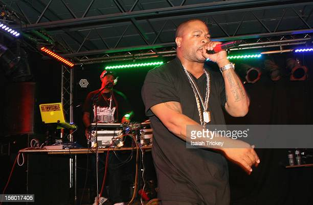Xzibit Performs In Concert In Toronto at The Rockpile on November 10 2012 in Toronto Canada