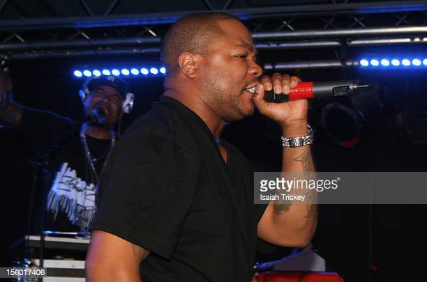 Xzibit Performs In Concert In Toronto at The Rockpile on November 10, 2012 in Toronto, Canada.
