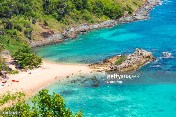 Ya Nui Beach in Summer, Phuket, Thailand