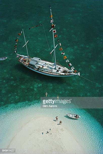 A yachting holiday on Exuma in the Bahamas April 1964